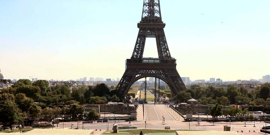 Paris vidé de ses habitants, ça ressemble à ça!