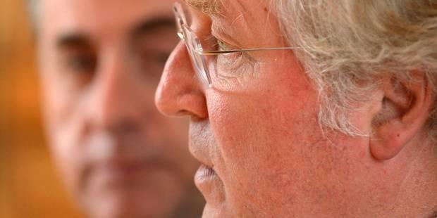 """L'accord sur le budget bruxellois? """"Un constat d'échec"""" selon Didier Gosuin - La Libre"""