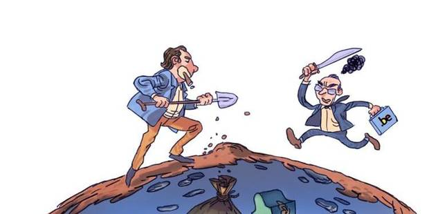 Les fraudeurs, boucs émissaires d'un système moribond - La Libre