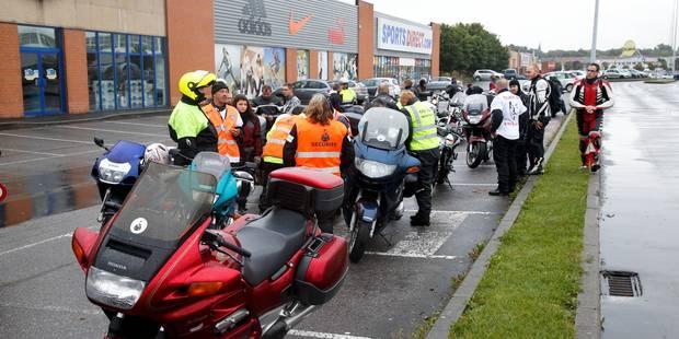 Gerpinnes: motards en colère après un accident mortel - La Libre