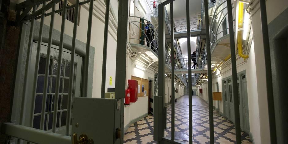 Le tableau très noir du système carcéral belge