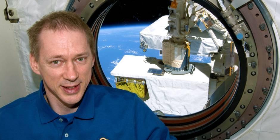 """Frank De Winne : """"L'homme ira sur Mars dans le courant de ce siècle"""""""