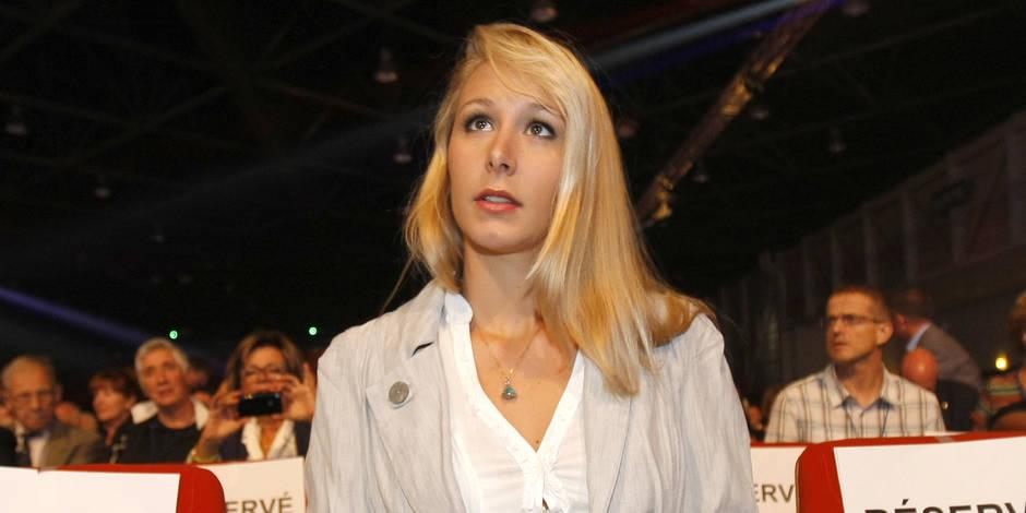 Visite surréaliste de Marion Maréchal-Le Pen au Vlaams Belang