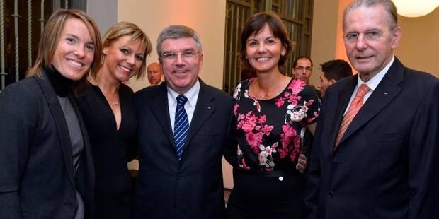 Le monde olympique belge a rendu hommage à Jacques Rogge - La Libre