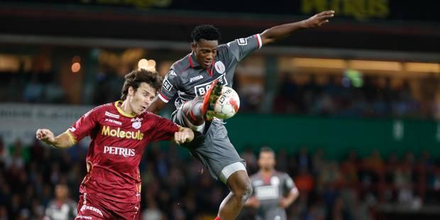 Première défaite pour le Standard, qui garde la tête du championnat (1-0) - La Libre