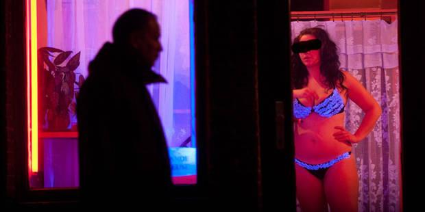 Prostitution: Cachez ce sein... - La Libre