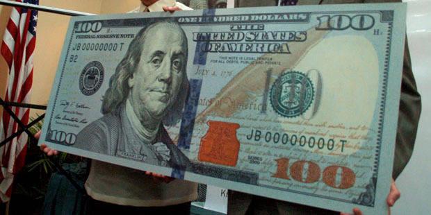 """Quand le dollar n'est plus un """"billet vert""""..."""