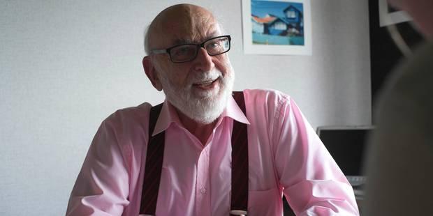 Le Roi félicite chaleureusement François Englert, Prix Nobel de Physique - La Libre