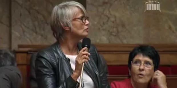 Consternation en France après un dérapage à l'Assemblée nationale