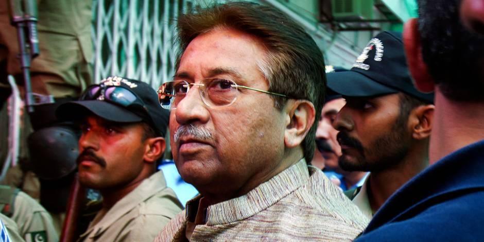 Pakistan : l'ex-président Musharraf libéré sous caution