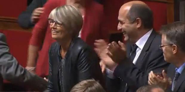 Incident sexiste à l'Assemblée nationale: les élues de gauche boudent le début de la séance