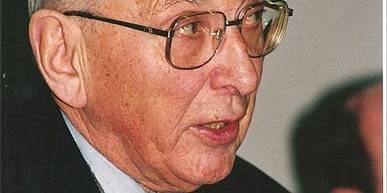 Antoine Vergote, co-fondateur de l'Ecole Belge de psychanalyse, est décédé - La Libre
