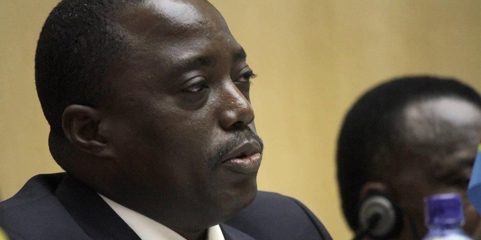 RDC: Kabila ne briguerait pas de troisième mandat en 2016