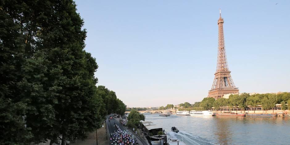 France: la Tour Eiffel évacuée, ses environs bouclés