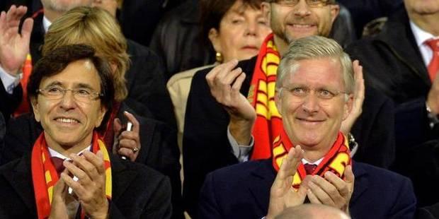 """Diables Rouges, Nobel: une Belgique """"joyeuse"""" qui arrange bien le gouvernement - La Libre"""