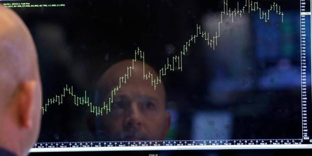 Quand Wall Street joue à nous faire peur - La Libre