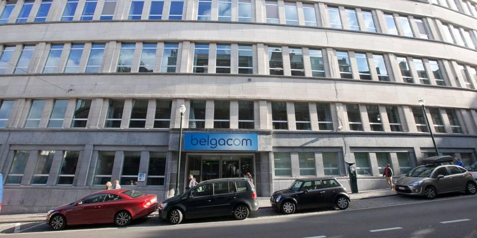 Belgacom sur la piste du routeur