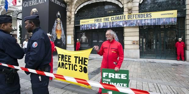 Navire Greenpeace: La Haye saisit le tribunal international du droit de la mer - La Libre