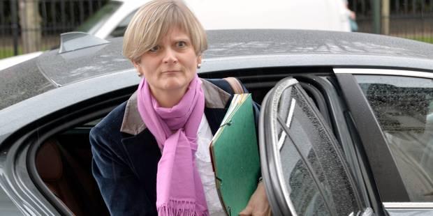 """Sabine Laruelle: """"Partir avant de devenir aigrie"""" - La Libre"""