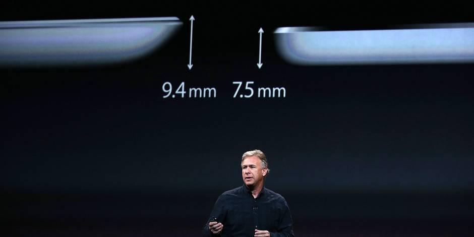 Apple dévoile un iPad Air et un système d'exploitation... gratuit