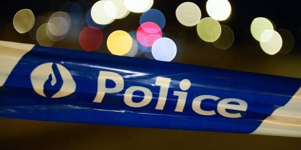 La police manifestera ce mercredi à Bruxelles - La Libre