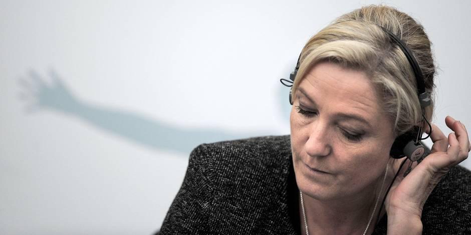 Marine Le Pen fait le ménage dans ses amis
