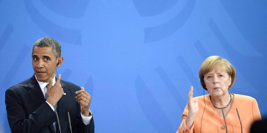 Les Etats-Unis refusent de dire s'ils ont espionné Merkel dans le passé