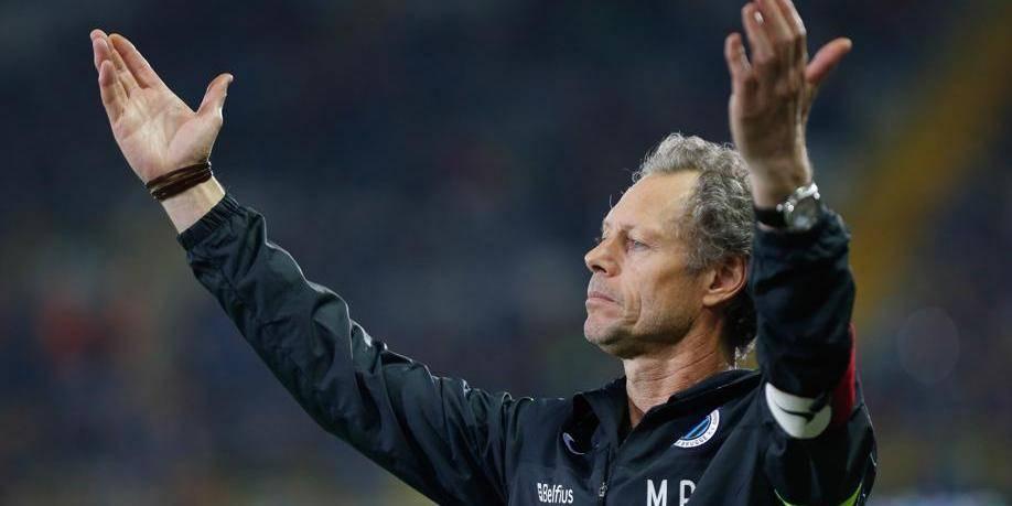 """Michel Preud'homme: """"J'ai déjà choisi ma place en tribune"""""""