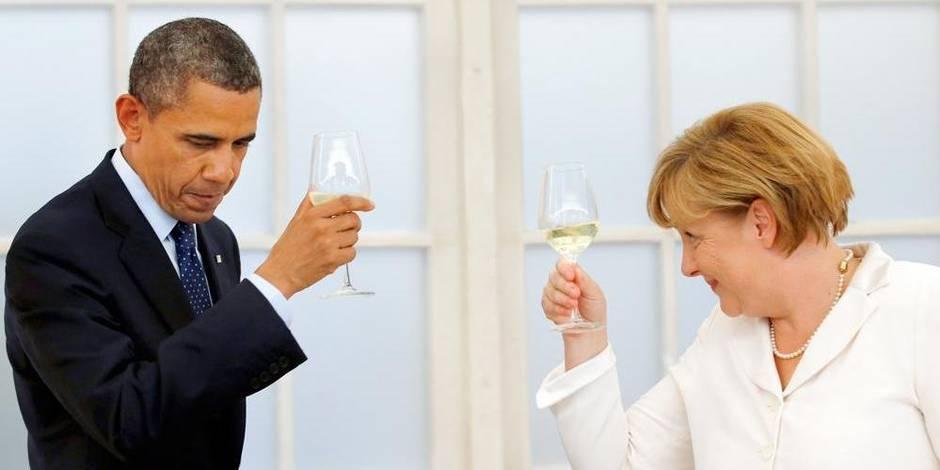"""Espionnage d'Angela Merkel : """"Obama n'a rien fait pour interrompre cette surveillance"""""""