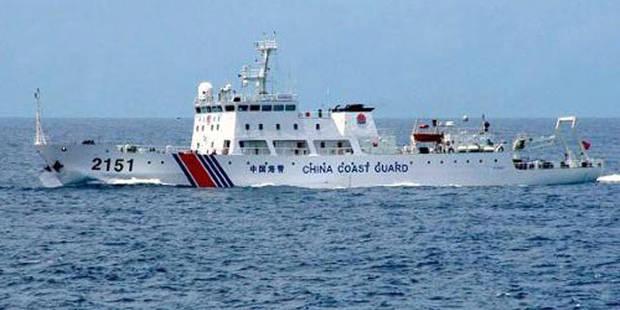Escalade verbale entre la Chine et le Japon pour quelques îles - La Libre