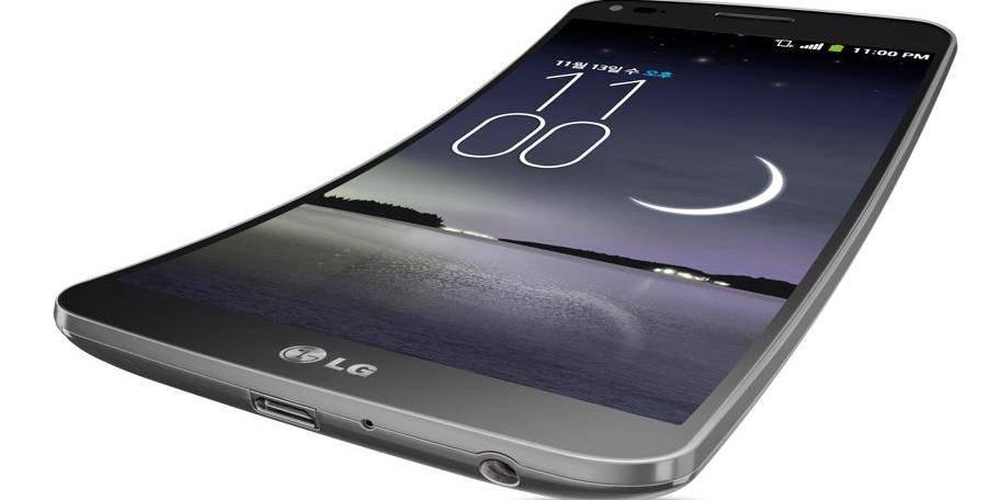 Un smartphone courbé, ça vous branche?