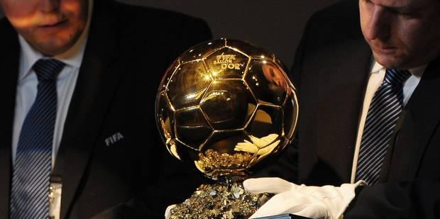 Un Belge en lice pour le Ballon d'Or - La Libre