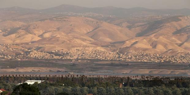 Israël va construire une barrière le long de la frontière avec la Jordanie - La Libre