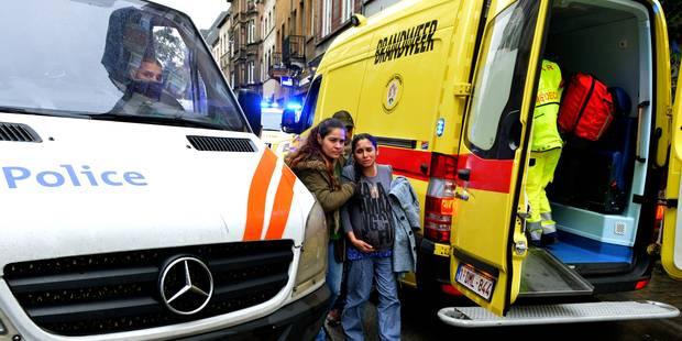 Gesù: plus de la moitié des occupants pris en charge en urgence - La Libre