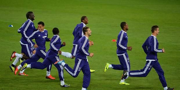 Le PSG aligne Ibrahimovic et Thiago Silva contre Anderlecht - La Libre