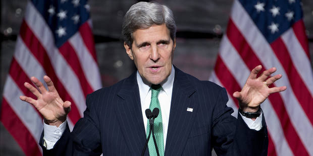 Kerry à Jérusalem pour sauver un processus de paix - La Libre
