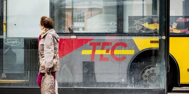 Le réseau du TEC Liège-Verviers: des perturbations à prévoir aussi jeudi - La Libre