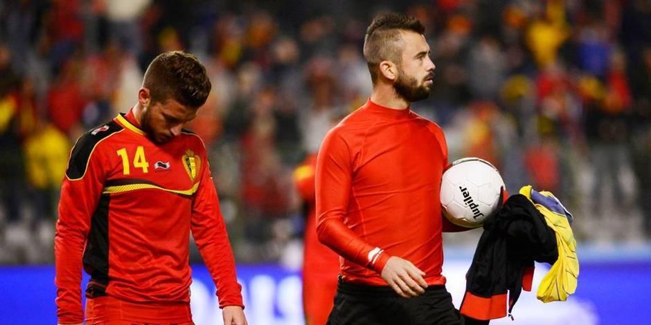 Belgique-Colombie: 0-2, première défaite en un an