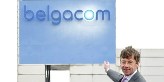 Édito: Belgacom, un divorce inéluctable - La Libre