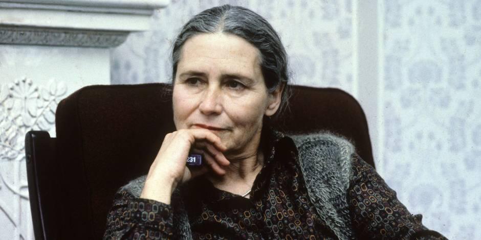 Doris Lessing, la grande dame si libre, est décédée