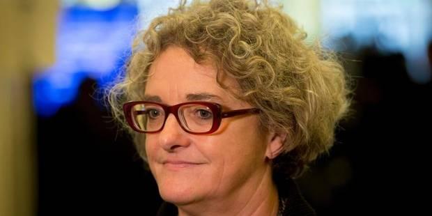 Monica De Coninck veut s'attaquer au tabou de l'évolution salariale - La Libre