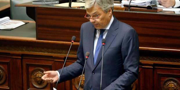 Wanted Didier Reynders ! - La Libre