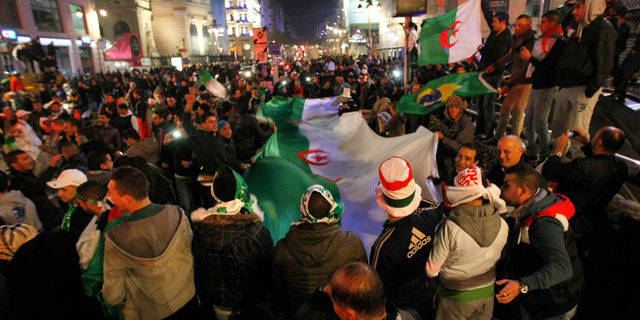 Incidents en France impliquant des supporteurs de l'Algérie