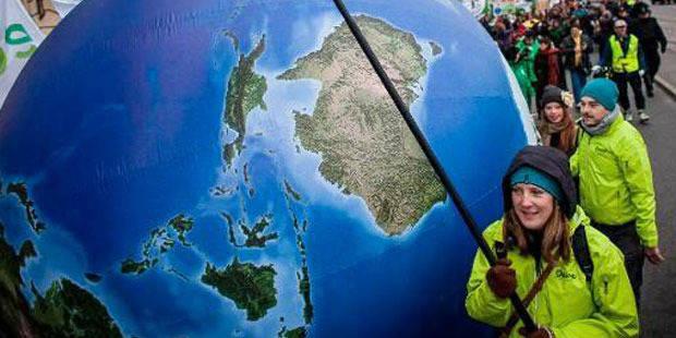 Climat: Greenpeace et WWF claquent la porte à Varsovie