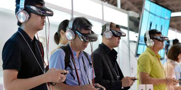 Jeux vidéo: la guerre des consoles est (re)déclarée