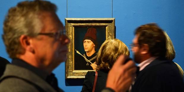 L'expo van der Weyden aux Beaux-Arts doit fermer?! - La Libre