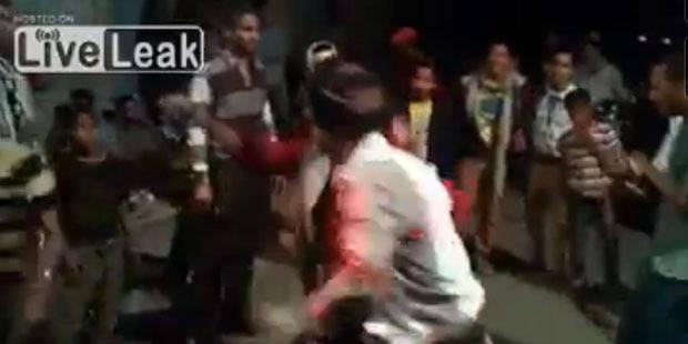 Un Gangnam Style meurtrier