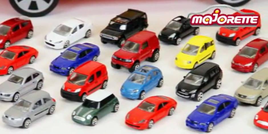 Le fondateur des mythiques petites voitures Majorette est mort