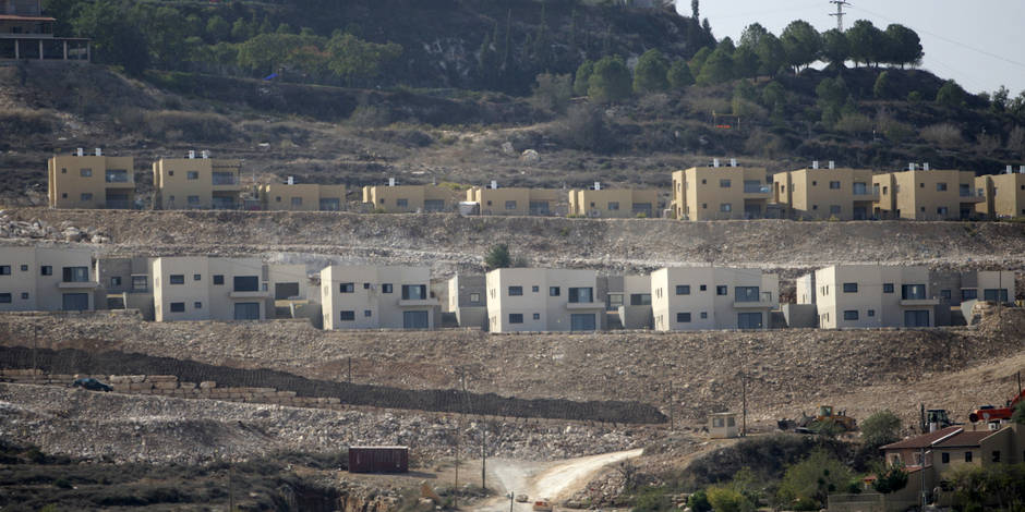 Israël: feu vert pour 829 logements dans des colonies de Cisjordanie