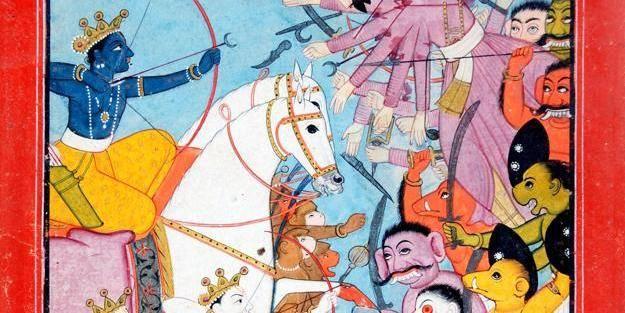 Rama, le super-héros